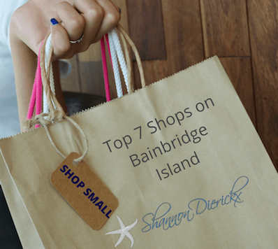 small business saturday bainbridge
